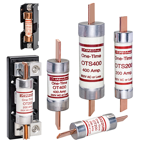 Class K5 Fuses and Fuse Holders