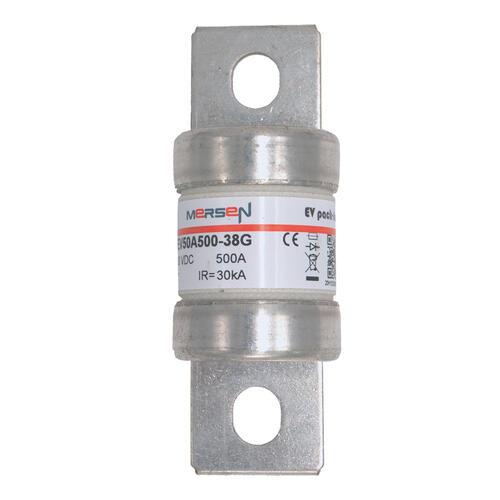 5 Mersen Diazed Sicherung  Schmelzsicherungen Dlll 50A gL E33 500V